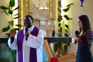 Misijná beseda s otcami pallotínmi z Rwandy (2.4.2017)